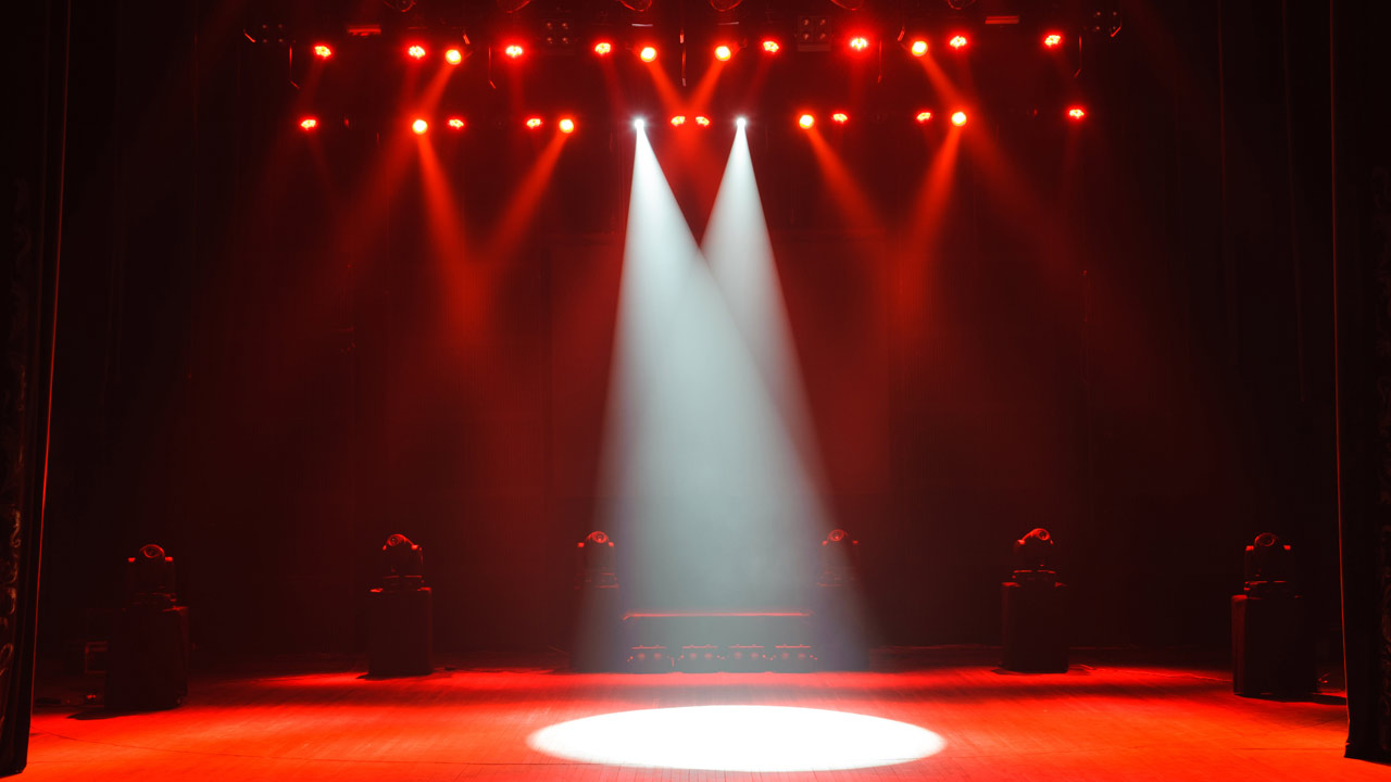 Stage lighting illumination LED drivers
