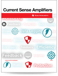 Current sense amplifiers guide(英語)