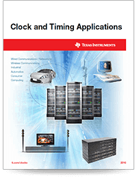 Clock & Timing Solutions(英語)