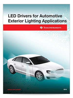 Automotive exterior lighting selection guide (英語)