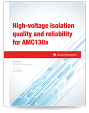 High-voltage reinforced isolation: Definitions and test methodologies