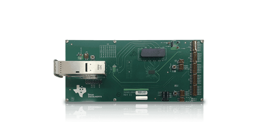2-port 40GbE/10GbE QSFP+ Signal Conditioner Reference Design