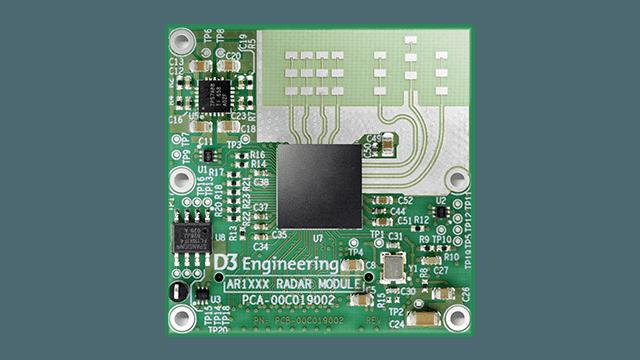 Automotive mmWave radar sensors | Tools & software | TI com