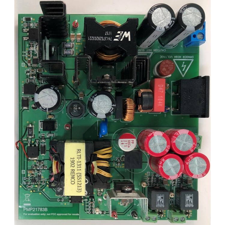 TI Reference Design Library