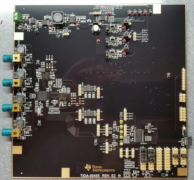 サイドミラー代用カメラ監視システム   TIJ co jp