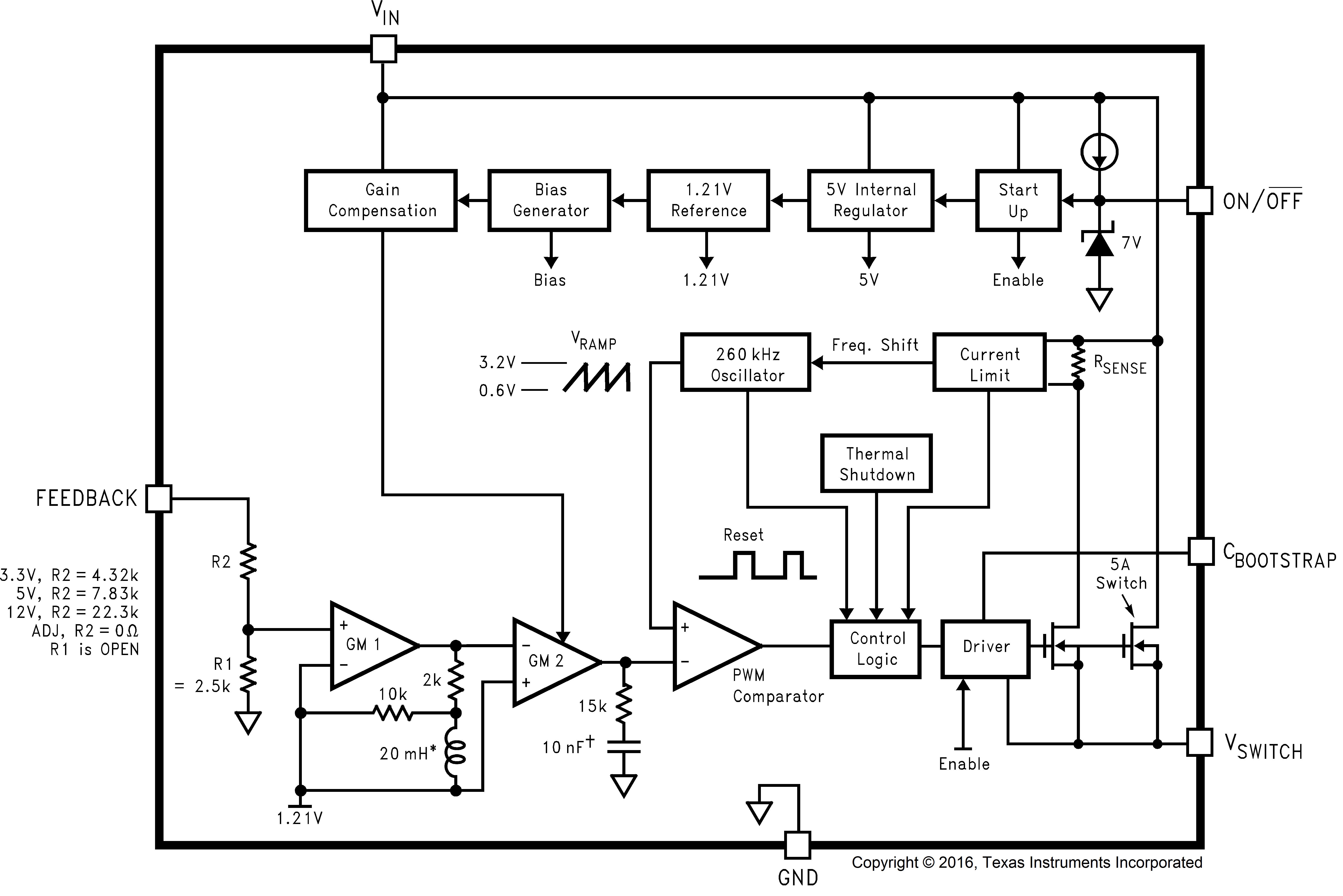 Simple Functional Block Diagram Trusted Wiring Diagrams Lm2678 Tij Co Jp Digital Filter