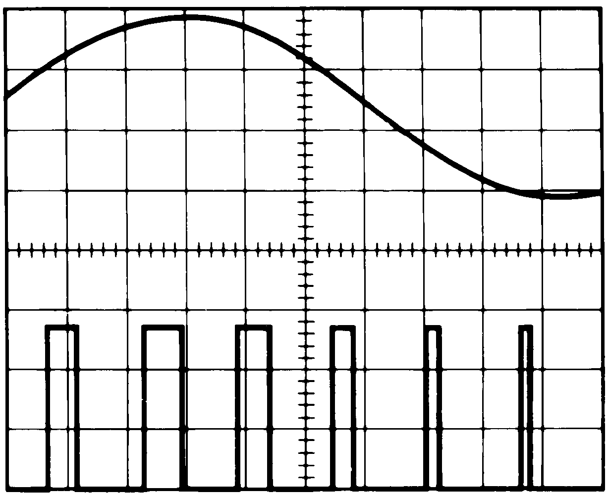 Tlc555 Q1 Pulse Width Modulation Block Diagram Modulator Waveform Top Bottom Output Voltage