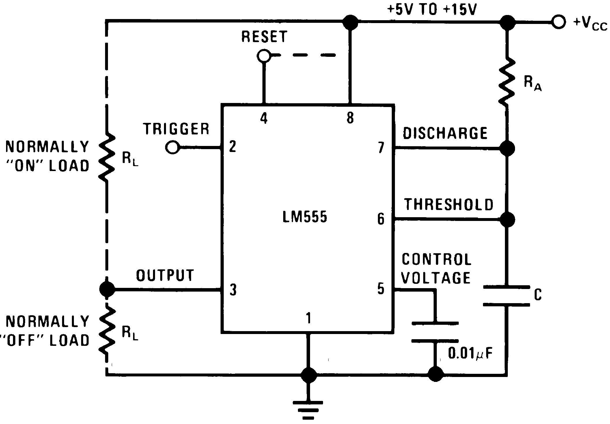 Lm555 6 Hour Timer Circuit Diagram 00785105