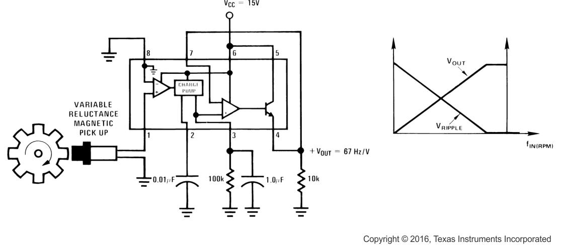 sensor circuitry lm2907