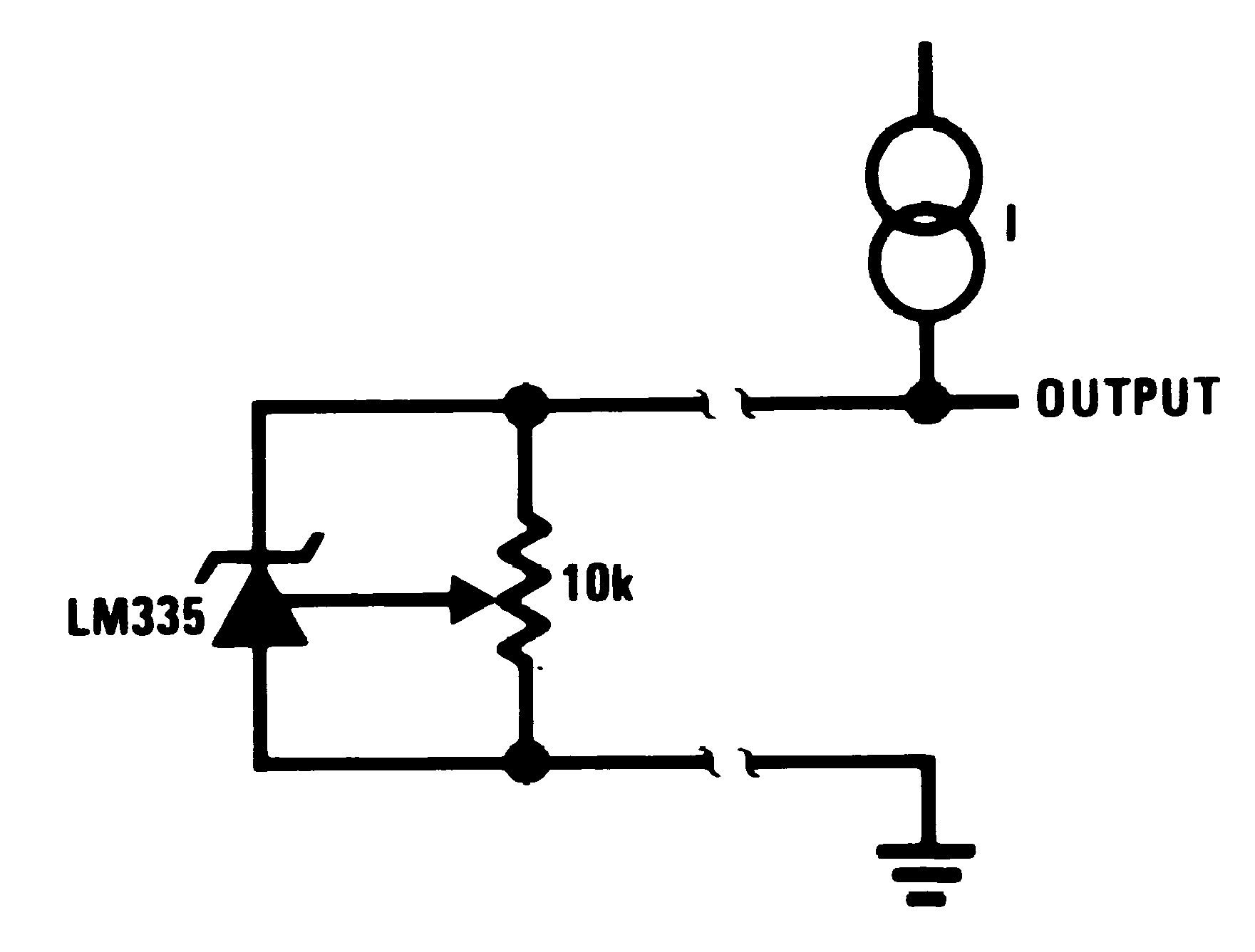 2 Wire Sensor Diagram Lm235a Table Length For 1c Error Due To Drop
