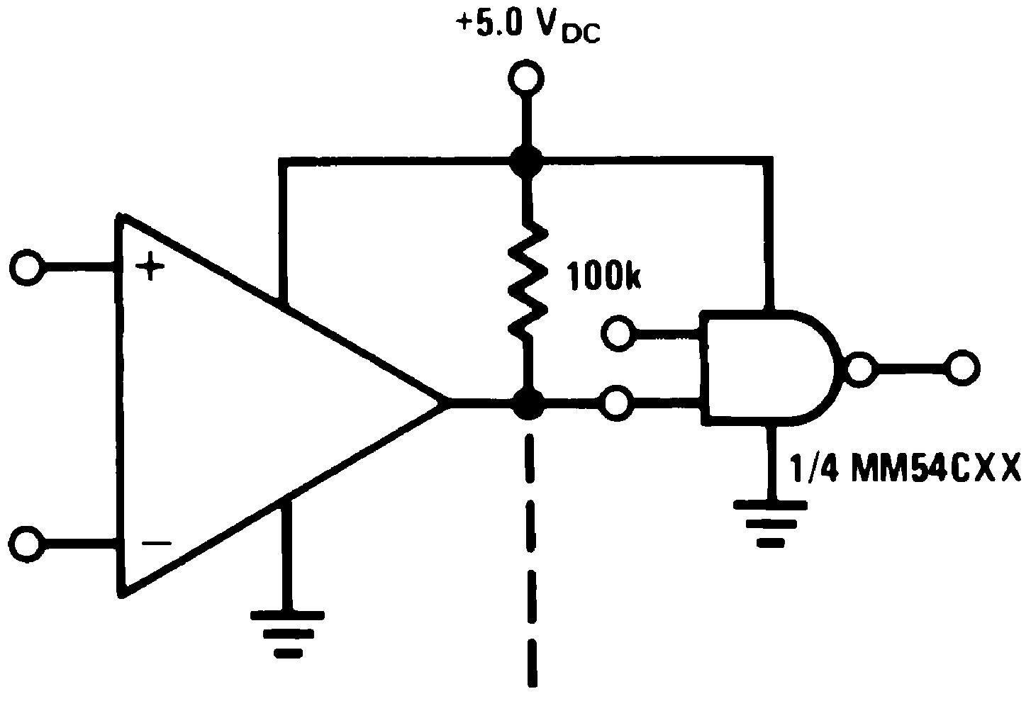 Lmv393 N Adjustabledutycycle Squarewave Oscillator Circuit Diagram Figure 15 Driving Cmos