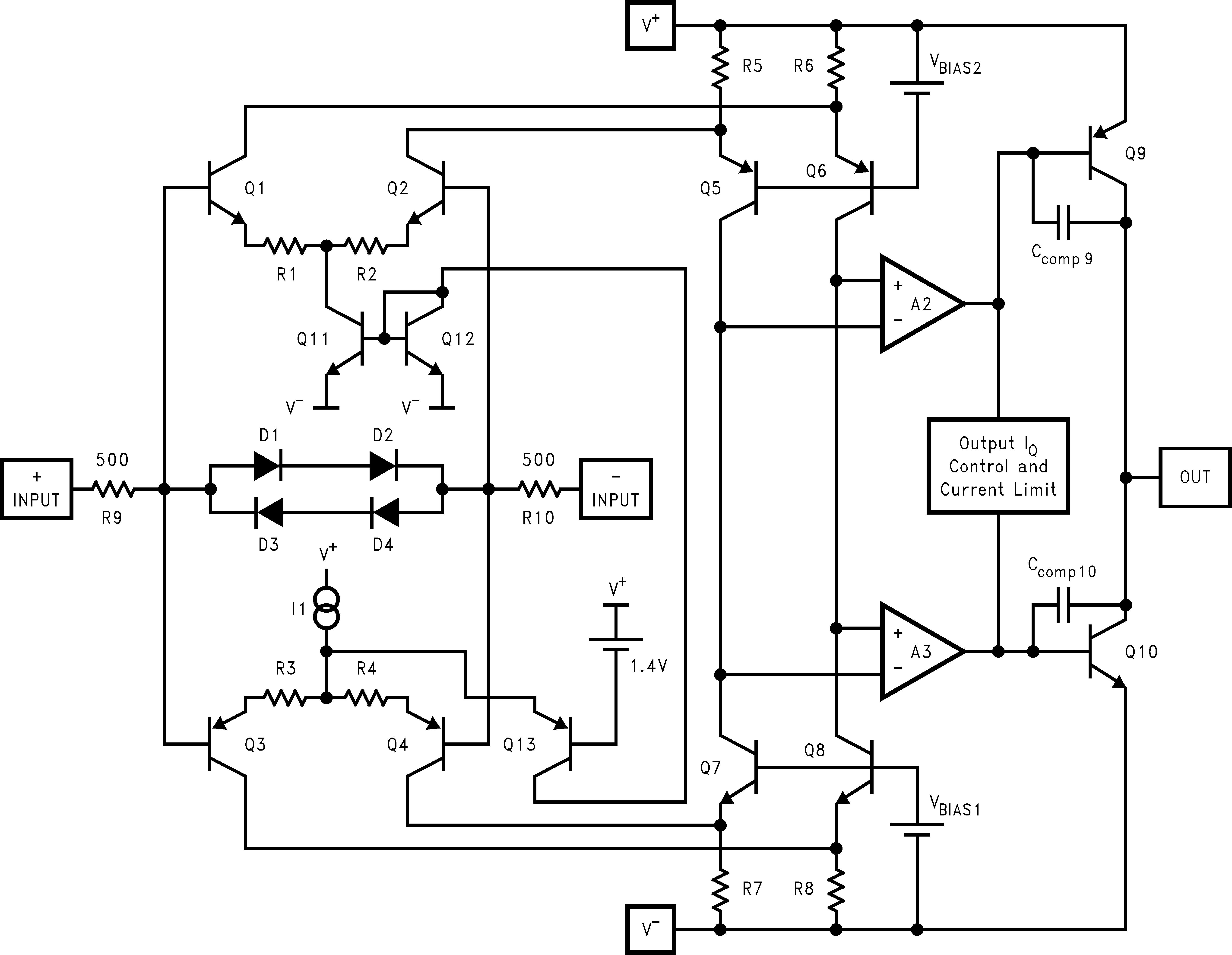 Lm8261 Block Diagram Simplified Schematic