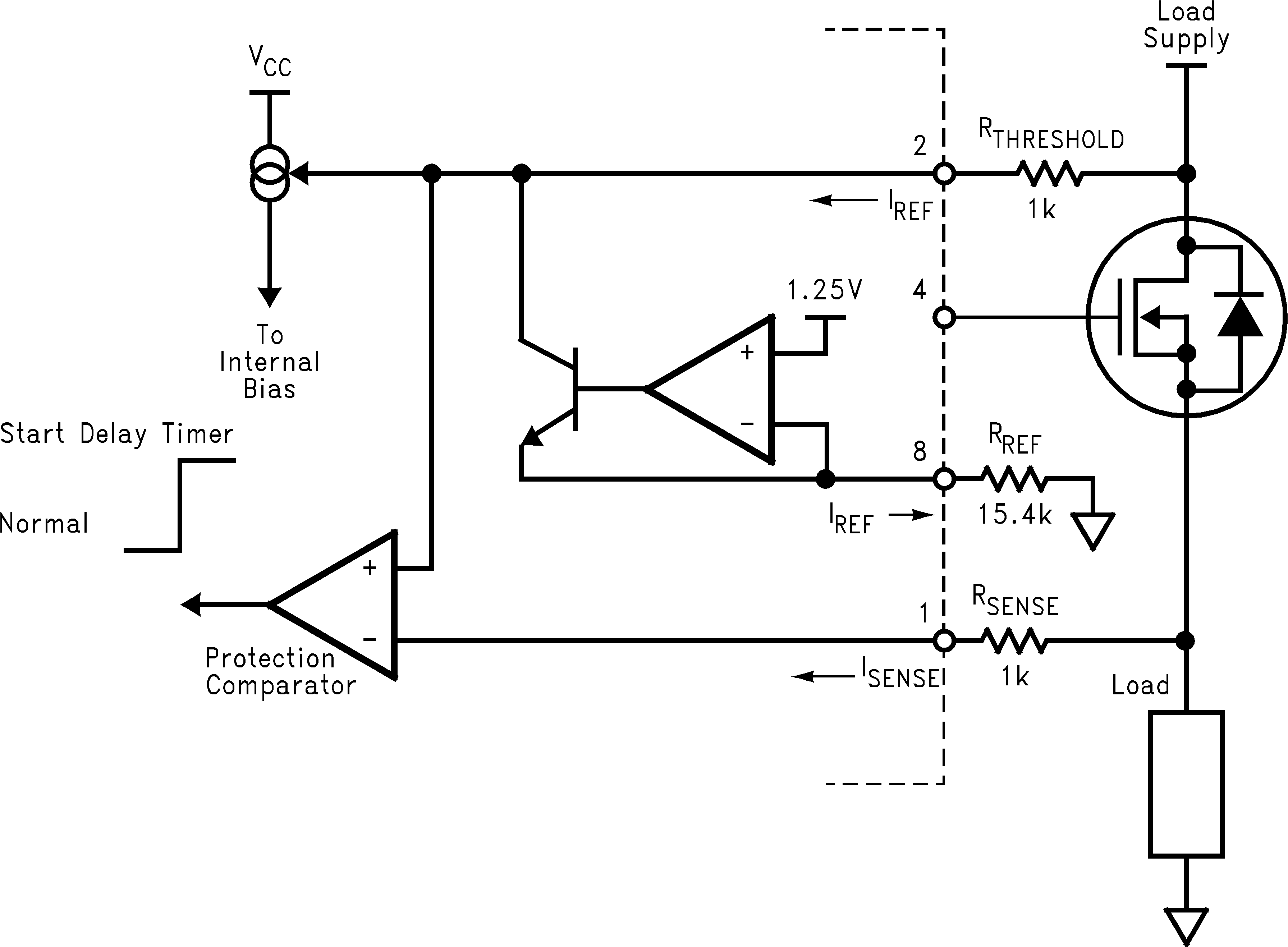 Lm9061 How Can Protect Mosfet Switch In Flyback As Q1 1231711