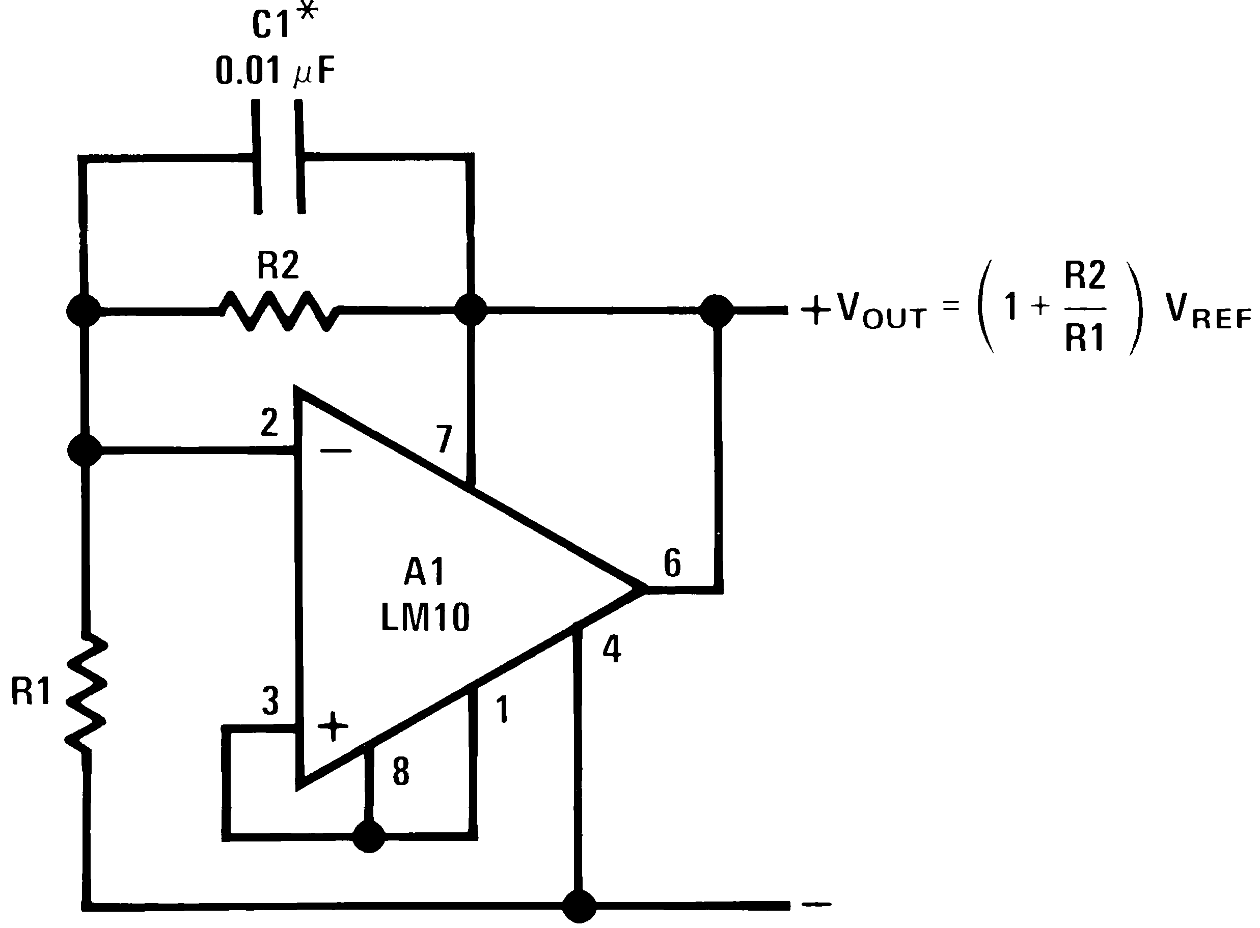 Lm10 Voltage Limiter Circuit Using Opamp Electronic Circuits And 00720011