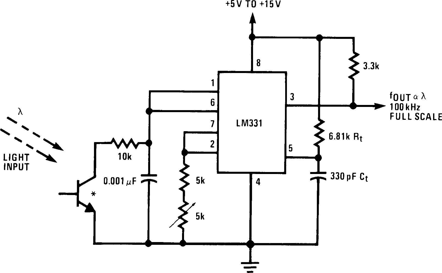 Lm331 Electrical Wiring And Schematic Diagram Reading Examples Figure 17 Lm231 00568009