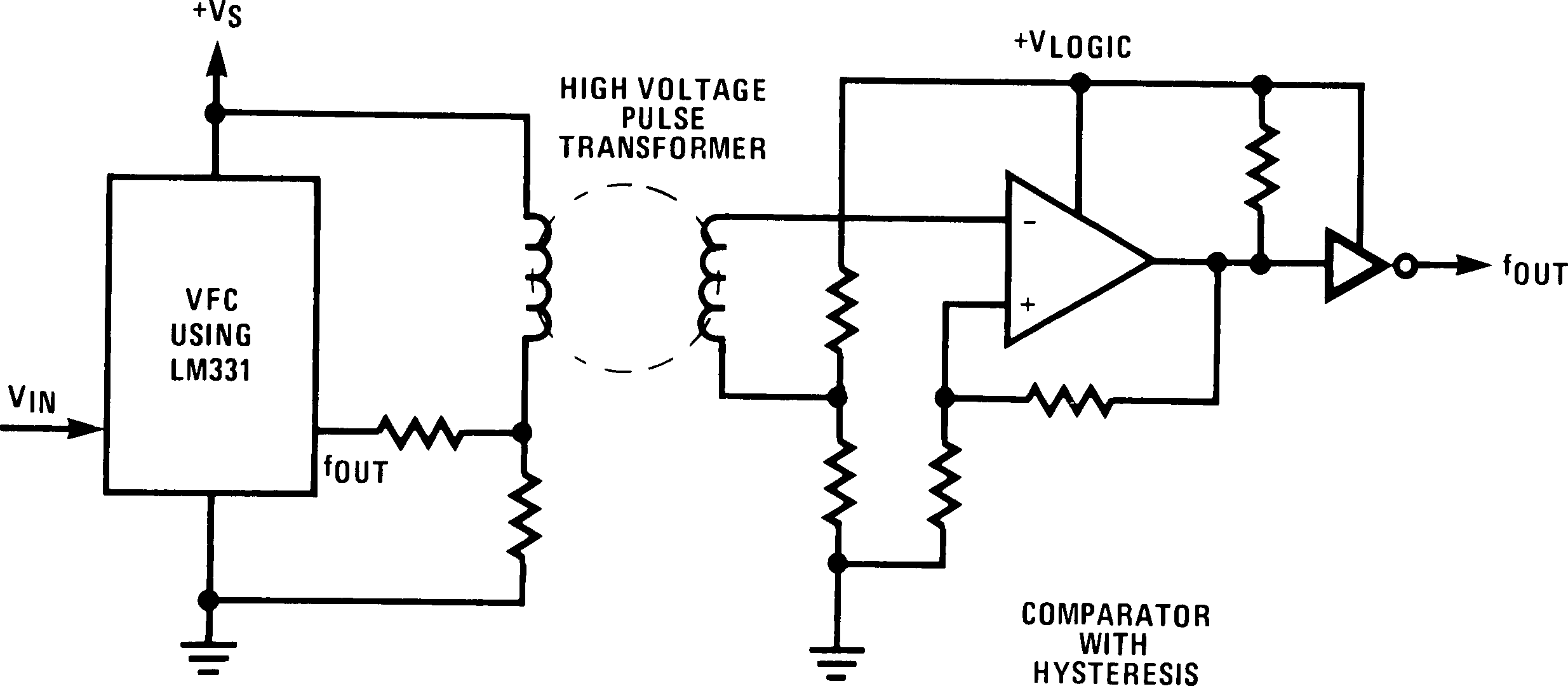 Lm331 Shown To Use Lm324 Voltage Comparator Composed Of A Test Circuit It Lm231 00568017