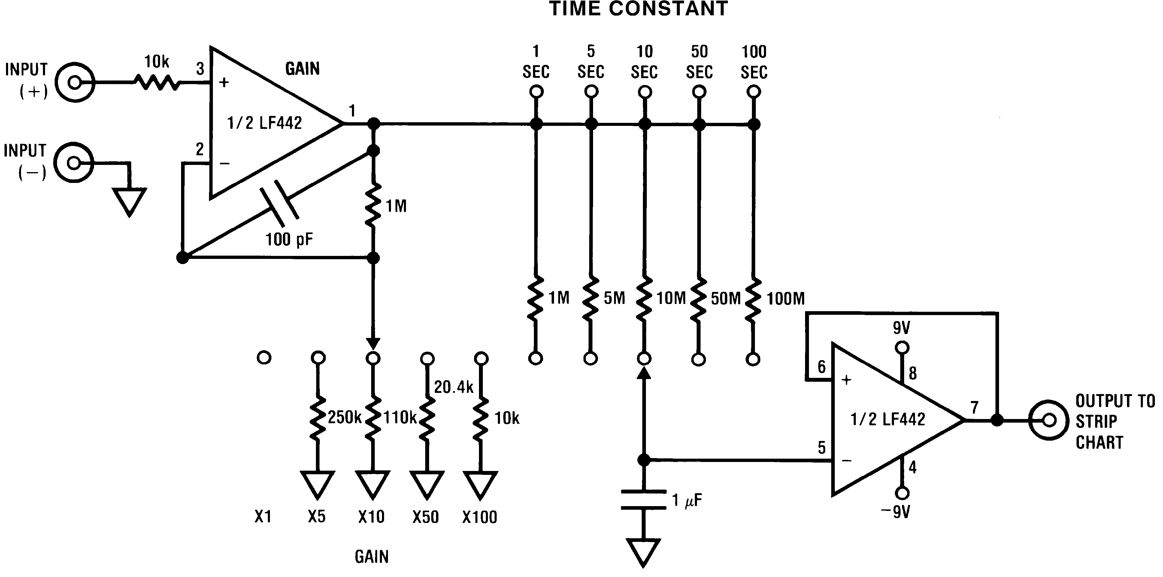 Jfet Pin Diagram Opamp Offset Null Circuit Tradeoficcom Microporium