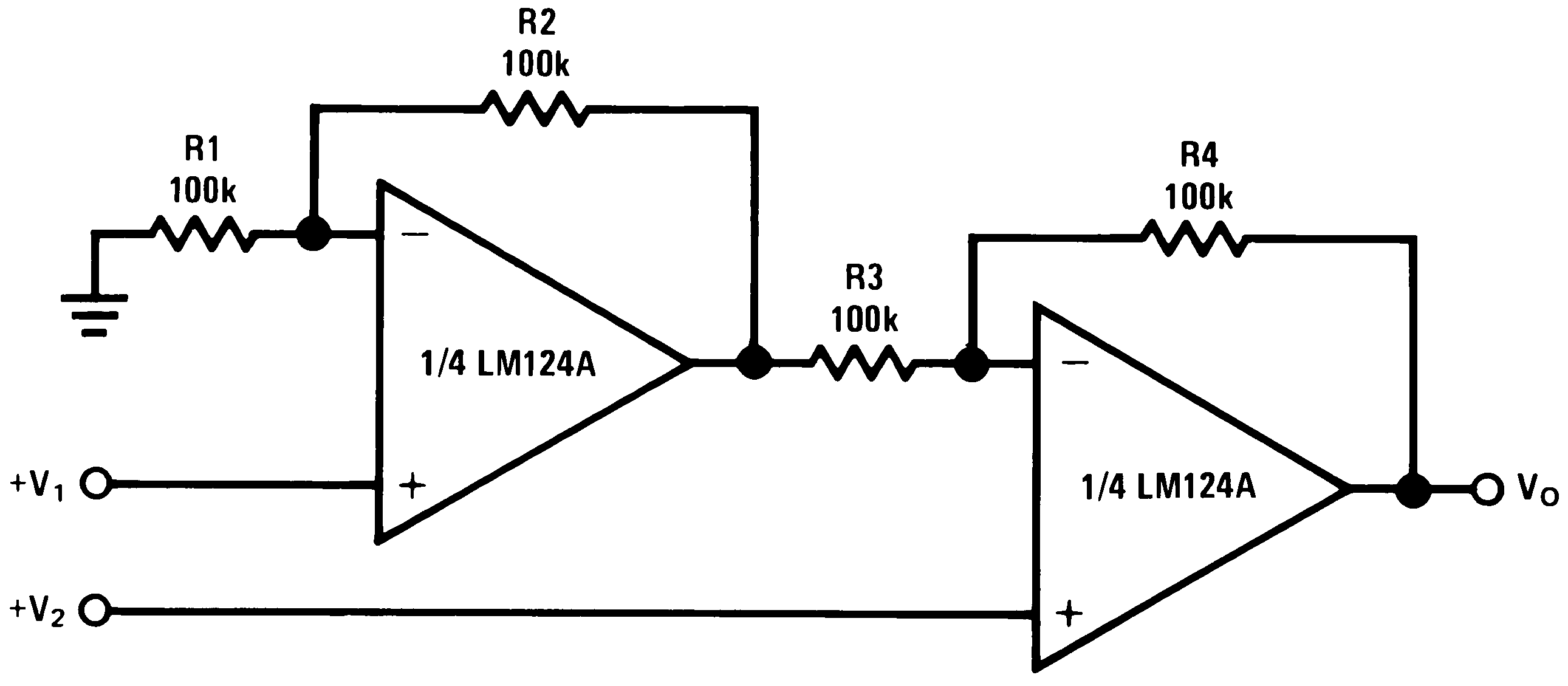Ecg Circuit Diagram Using Lm324 Schematic Wire Diagrams Lm324n Lm124 N Lm224 Lm2902 929927
