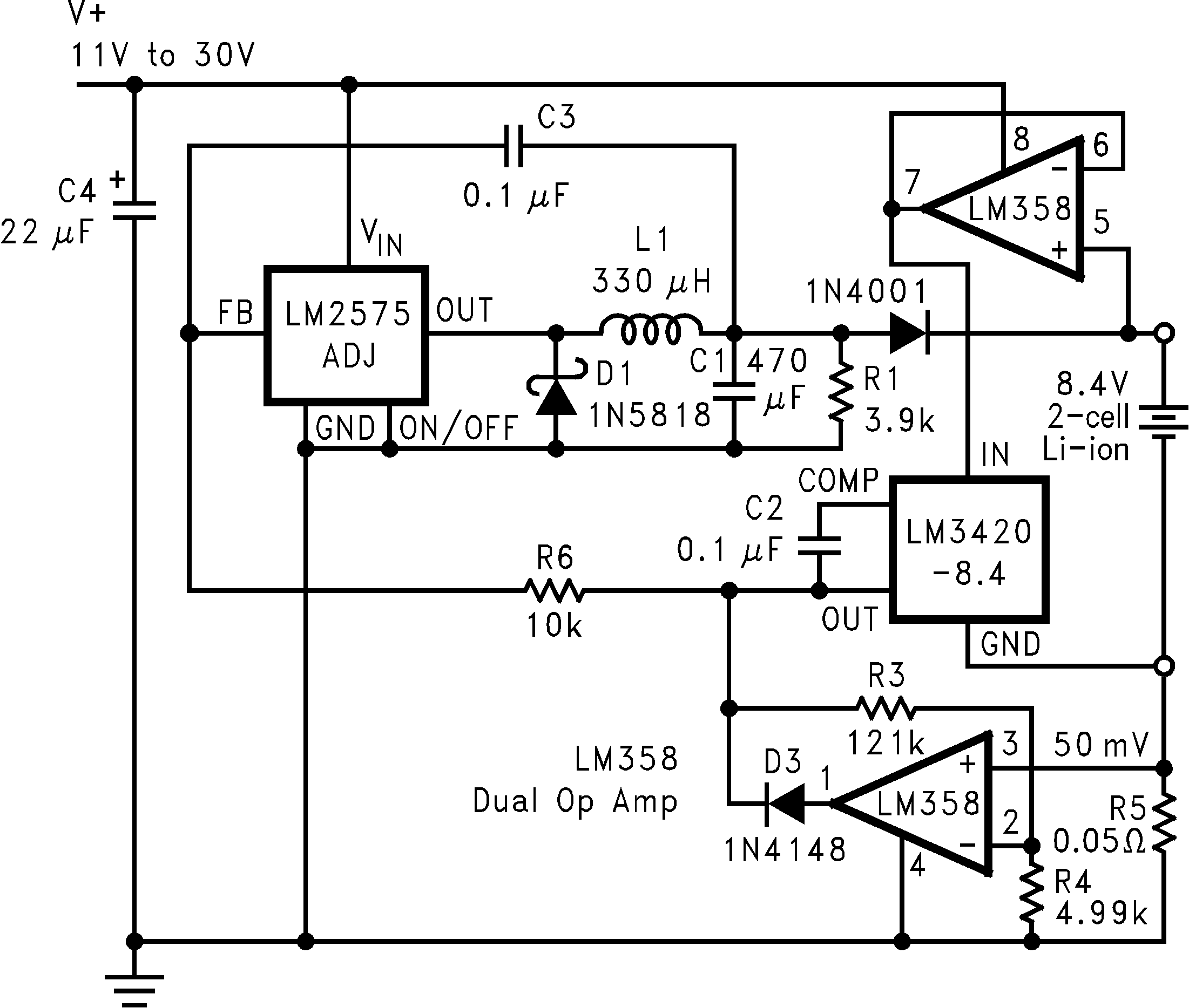 Block Diagram Of 7805 Voltage Regulator Wiring Library Simple Circuit 01235912