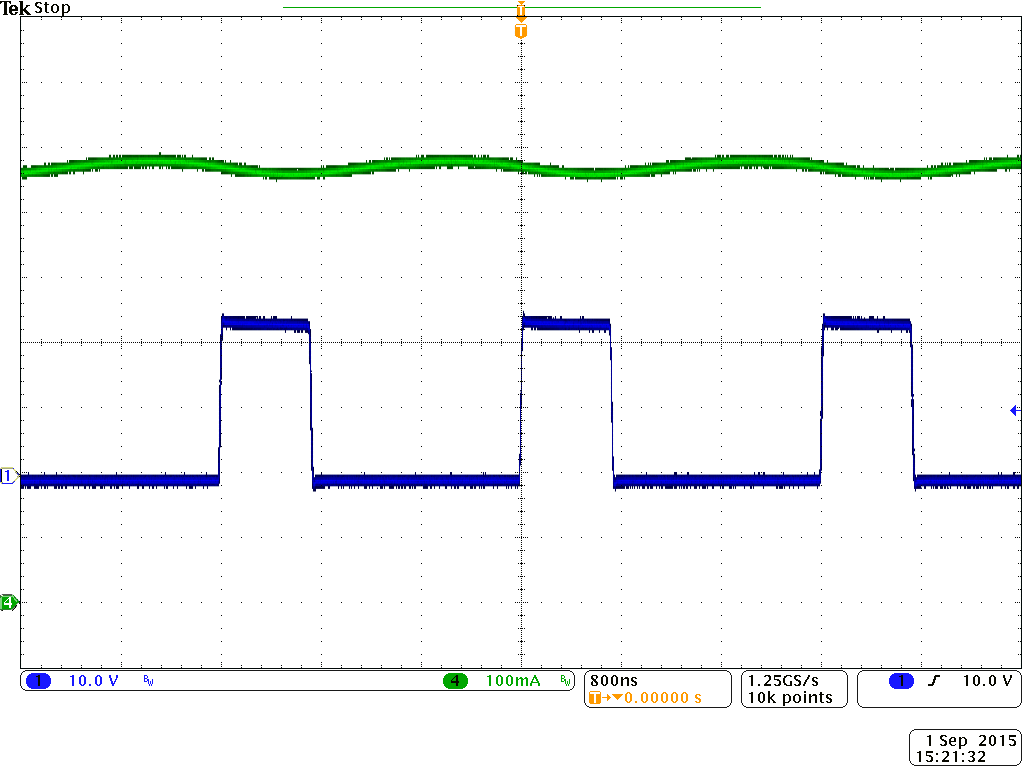 Lm3404hv Ntc Selection Criteria Steady State Current 8213 Application Curves